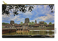 Angkor Wat Panorama  Carry-all Pouch