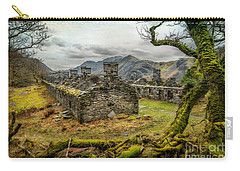 Anglesey Barracks Carry-all Pouch by Adrian Evans