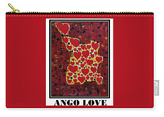 Ango Love Carry-all Pouch