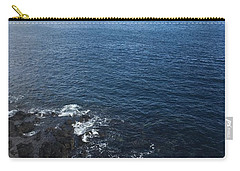 Angra Do Heroismo, Azores Carry-all Pouch by Kelly Hazel