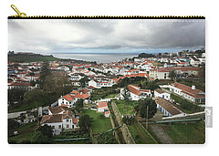 Angra Do Heroismo, Terceira Carry-all Pouch by Kelly Hazel