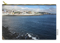 Angra Do Heroismo, Terceira, The Azores, Portugal Carry-all Pouch by Kelly Hazel