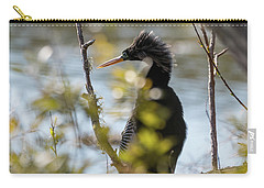 Anhinga 3 March 2018 Carry-all Pouch
