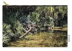 Anhinga Bird Carry-all Pouch