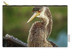 Anhinga Close-up #2 Carry-all Pouch