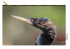 Anhinga Portrait Carry-all Pouch
