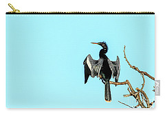 Anhinga Posing Carry-all Pouch