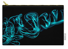 Artistic Smoke Illusion Carry-all Pouch