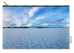 Carry-all Pouch featuring the photograph Animal Print by Dustin LeFevre