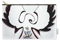 Anishinaabe Thunderbird Carry-all Pouch