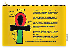 Ankh Meaning Carry-all Pouch
