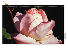 Carry-all Pouch featuring the photograph Annabelle by Elaine Teague