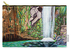 Annandale Waterfall Carry-all Pouch