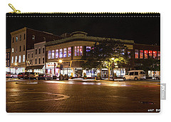 Annapolis At Night Carry-all Pouch