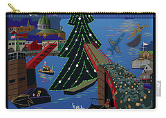 Annapolis Holiday Lights Parade Carry-all Pouch