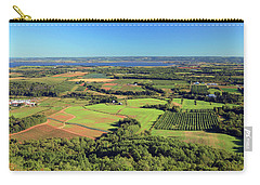 Annapolis Valley Nova Scotia Canada Carry-all Pouch