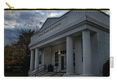 Anne G Basker Auditorium In Grants Pass Carry-all Pouch by Mick Anderson
