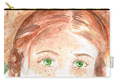 Anne Of Green Gables Carry-all Pouch