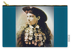 Annie Oakley - Shooting Legend Carry-all Pouch