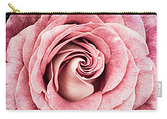 Anniversary Rose Carry-all Pouch
