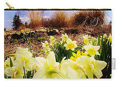 Announcement Of Spring Carry-all Pouch