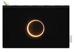 Annular Solar Eclipse May 12 2012 Carry-all Pouch