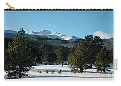 Another Beautiful Day In Rocky Mountain National Park - 0612 Carry-all Pouch