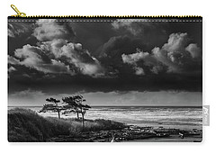 Carry-all Pouch featuring the photograph Another Day At Kalaloch Beach by Dan Mihai
