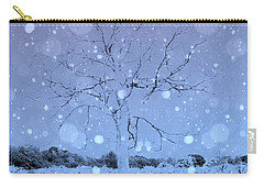 Carry-all Pouch featuring the photograph Another Dimension  by Keith Elliott