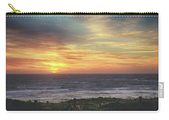 Another Goodbye Carry-all Pouch by Laurie Search