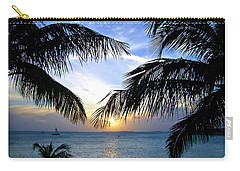 Another Key West Sunset Carry-all Pouch