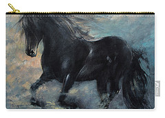 Another Kind Of Flight Carry-all Pouch by Vali Irina Ciobanu