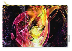 Another Space By Nico Bielow Carry-all Pouch