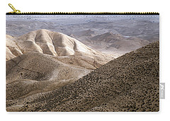 Another View From Masada Carry-all Pouch