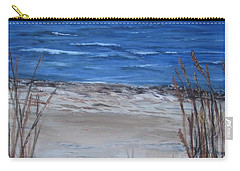 Another View Of East Point Beach Carry-all Pouch