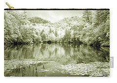 Carry-all Pouch featuring the photograph Another World by Alex Grichenko