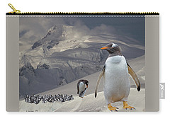 Antarctic Magesty Carry-all Pouch