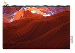Antelope View Carry-all Pouch by Jonathan Davison