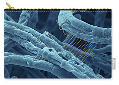Anthrax Bacteria Sem Carry-all Pouch