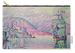 Antibes Carry-all Pouch by Paul Signac