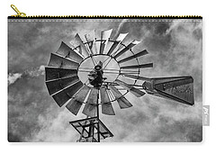 Carry-all Pouch featuring the photograph Anticipation by Stephen Stookey