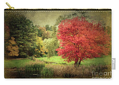 Antique Autumn Carry-all Pouch