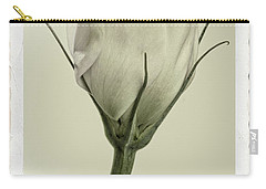 Antique Floral Showcard Carry-all Pouch by Garry McMichael