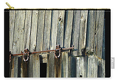Antique Hinges Carry-all Pouch