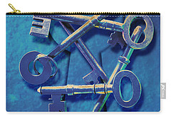 Keys Carry-All Pouches