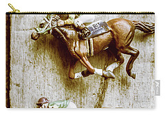 Antique Photo Finish Carry-all Pouch
