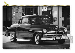 Antique Plymouth Coupe Carry-all Pouch