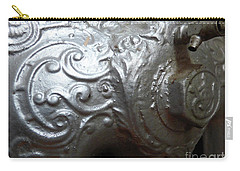 Antique Radiator Close-up Carry-all Pouch