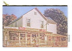 Antique Store, Colonial Beach Virginia Carry-all Pouch
