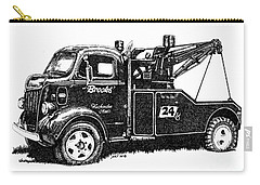 Antique Tow Truck Carry-all Pouch